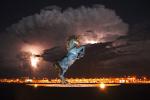 DEN Blue Mustang