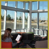 Green Valley Ranch Library Corner Reading