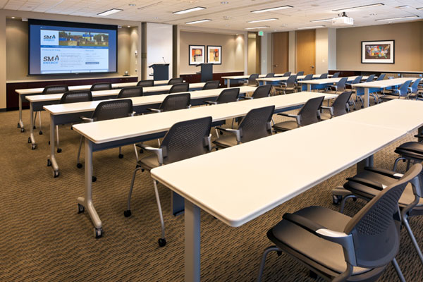 SM Energy Training Room | Corey Electrical Engineering ...