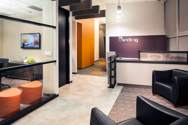 Kieding Office Architects Services